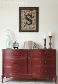 best 25 red dresser ideas on pinterest red painted furniture