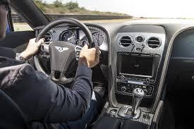 bentley continental interior bentley continental gt speed interior dashboard eurocar news