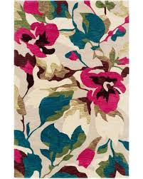 1001 Area Rugs Deal Alert Surya Rivera Floral And Paisley Yellow Rvr 1001 Area
