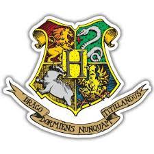 hogwarts alumni bumper sticker harry potter hogwarts vynil car sticker decal select