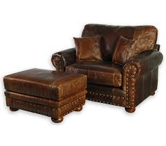 extra large chair with ottoman outlaw oversized chair jpg