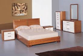 Modern Real Wood Bedroom Furniture White Solid Wood Bedroom Furniture Izfurniture