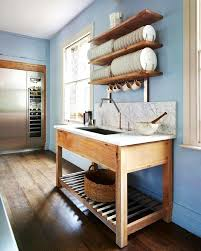 Free Standing Sink Kitchen Wonderful Free Standing Kitchen Sink Use A Furniture Approach And