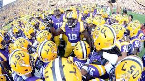 lsu tigers football drop out of top 25 polls