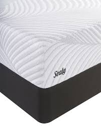 Memory Foam Chair Pad Sealy Upbeat Gel Memory Foam Queen Mattress And Foundation Levin
