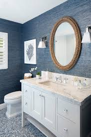 Vanity Powder Room 54 Bathroom Vanity Powder Room Beach Style With Sconce Wooden