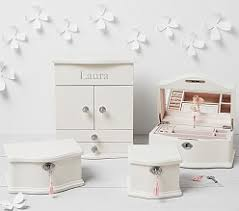 Personalized Jewelry Box For Baby Personalized Gifts For Girls Pottery Barn Kids
