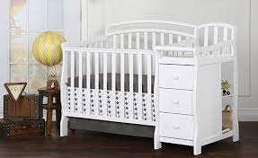 top 2 baby cribs with changing table reviews of 2017
