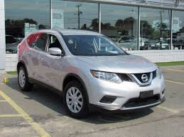 nissan rogue midnight jade 2015 nissan rogue sv in pearl white for sale in boston ma used