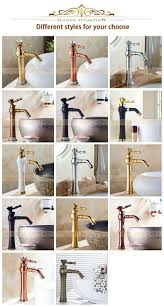 Gold Bathroom Fixtures by Modern Gold Faucet Gold Bathroom Faucets Gold Finish Basin Faucets