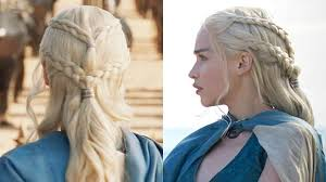 daenerys style hair daenerys targaryen s braid hair how to for halloween hollywood