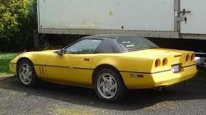1990 corvette review curbside gm s deadly 9 1990 corvette the