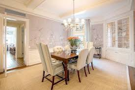 Dining Rooms With Wainscoting Traditional Dining Room With Built In Bookshelf U0026 Wainscoting In