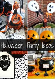 halloween party ideas uncommon designs