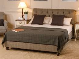Double Bed Frame Design Double Bed Frame With Tufted Headboard About Bedroom Double Bed