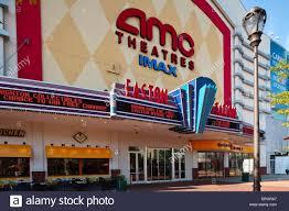 amc theatres at easton town center in columbus ohio stock photo