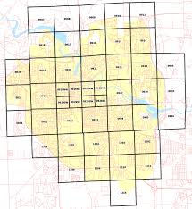 Ann Arbor Michigan Map by Zoning Maps
