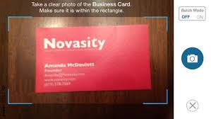 App For Scanning Business Cards Announcing The Business Card Scanner Feature In Whova App
