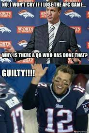 Patriots Broncos Meme - manning and brady again meme