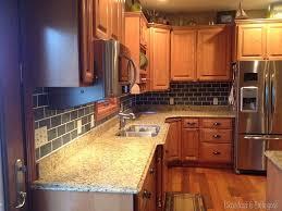kitchen cabinets hamilton kitchen kitchen with copper backsplash painted countertops