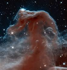 hubble sees a horsehead of a different color nasa