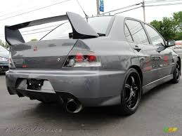 mitsubishi lancer glx 2006 mitsubishi lancer evolution ix mr in graphite gray photo 6