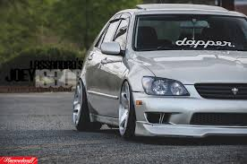 white lexus is300 slammed joey lassandro u0027s is300 slammedenuff