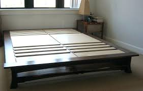 Heavy Duty Diy Bed Youtube by Large Size Of Bed Frameamazing Dark Wood King Size Bed Frame King