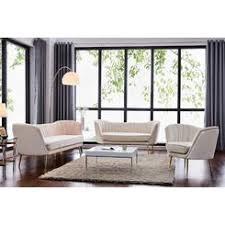 Cream Velvet Sofa At Home By Ikat Cream Curved Back Loveseat