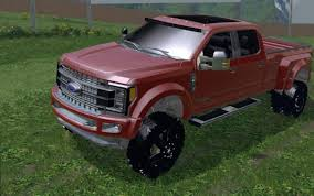 minecraft pickup truck 2017 ford f 450 platinum v2 fs 2015 2017 ford f 450 platinum this