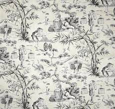Discount Upholstery Fabric Outlet Decorating Beautiful Drapery And Upholstery Toile Fabric Idea