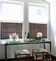 Half Window Curtains Half Window Shades My Budget Privacy Window Shade Solution Design
