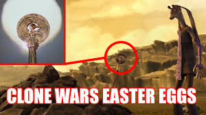 easter facts trivia all star wars the clone wars easter eggs season 1 youtube