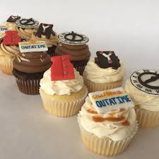 back to the future themed cupcakes outtatime flux capacitor