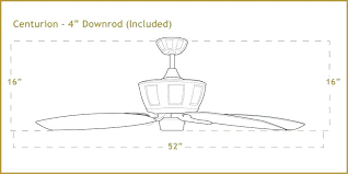 ceiling fan size for room best ceiling fan sizes funwareblog com