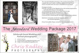 Wedding Album Prices Wedding Photographer Edinburgh Prices Chris Radley Photography