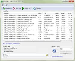 Mp3 Converter Free Mp4 To Mp3 Converter 1 0 Aac To Mp3
