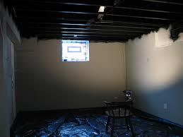 smart ideas paint basement ceiling black spray summer cottage re
