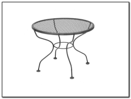 Wrought Iron Patio Coffee Table Wrought Iron Kitchen Table Sets Kitchen Set Home Decorating