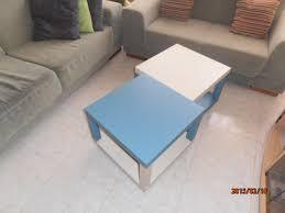 Ikea Lack Side Table by Quad Lack Coffee Table Ikea Hackers Ikea Hackers
