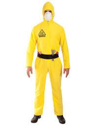 Radioactive Halloween Costume Brainiac Radiation Suit Brainiac Costumes Costumes