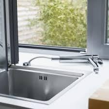 robinetterie de cuisine mitigeur sous fenêtre robinet pas cher