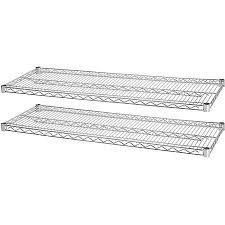Wire Shelving Lowes by Cheap Chrome Shelves Lowes Find Chrome Shelves Lowes Deals On