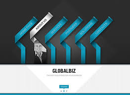 flash website template free global business easy flash template id 300111256 from simavera com