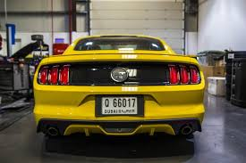 ford mustang dubai top performance magazine