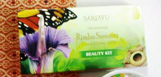 Harga Sariayu Kit sariayu rimba sumatra kit daily