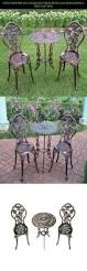 Cast Iron Patio Furniture Sets by
