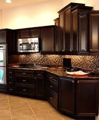 splendid ideas brown kitchen colors with cabinets hbe dark wall