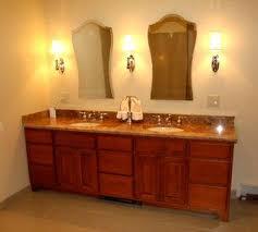Bathroom Double Vanity Cabinets by Custom Bathroom Vanities Cabinets With Custom Bathroom Vanities