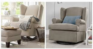 Pottery Barn Recliners Two Wongs Make A Right Alternative To Pottery Barn Wingback